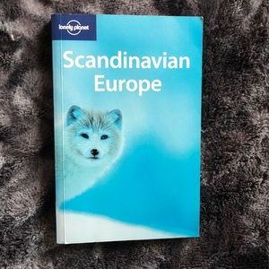 scandinavian europe travel book